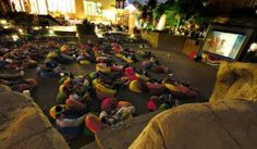 outdoor cinema - Google Search