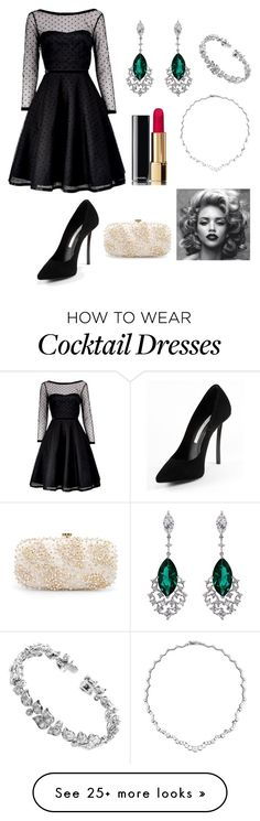 """""""Mambo"""" by annettymo on Polyvore featuring Marc by Marc Jacobs, Gianmarco Lorenzi, CARAT*, Cartier, Oscar de la Renta and Chanel"""