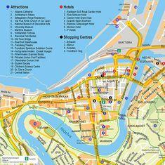 plan de Trondheim