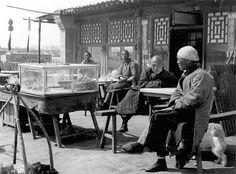 北京餐飲 circa 1933-1946 by Hedda Morrison 攝影家海達·莫理循女士