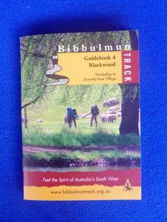 Guidebook 4 - Blackwood | Bibbulmun Track Guide Book, Track, Spirit, Feelings, Cover, Shop, Books, Libros, Runway