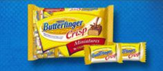 I'm learning all about Wafers And Butterfinger Candy Creme at @Influenster!