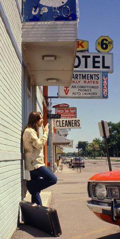 Bob Segar ~ 1977 ~ Main Street. . . Kicking ass on the billboards.
