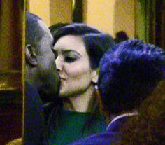 Kim Kardashian-Kanye West: Παθιασμένα φιλία στη Ρώμη!