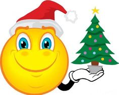 christmas smiley faces - Google Search