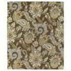 Kaleen Helena Odyusseus Brown 8 ft. x 10 ft. Area Rug-3204-49 8 X 10 at The Home Depot