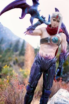 League of Lengends: Varus. Cosplayer  Okageo Cosplay and Photography