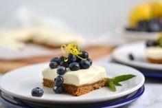 No Bake Greek Yogurt Cheesecake(Without Gelatin!)