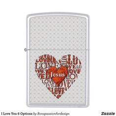 Shop I Love You 6 Options Zippo Lighter created by Ronspassionfordesign. I Love You, My Love, Custom Lighters, Lighter Fluid, Design Guidelines, Zippo Lighter, Stay Classy, Polished Chrome, Gifts