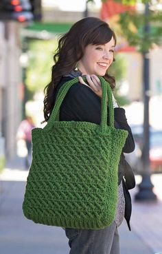 Must Have Handbags eBook - Here's a bag for every reason, with styles that keep you on the cutting edge of fashion--in crochet! Drew Emborsky's handbag designs give you six very cool ways to take it all with you. Plus, optional handle instructions are included for three of the bags! Emborsky, also known as The Crochet Dude, is famous for his wildly popular blog, magazine features, books, and television appearances. The designs in this book include Barrel Purse, Bucket-Style Tote, Purse…