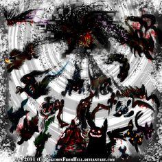 Napstablog: Top 10 PokèmonFromHell Artworks