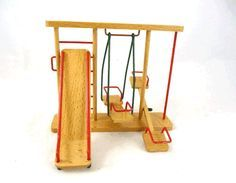 dollhouse miniature PLAYGROUNDS - Google Search