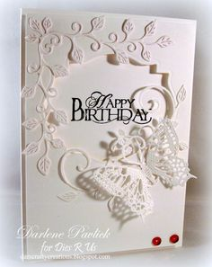 Dar's Crafty Creations: Picture Window Birthday