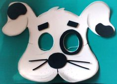 Máscaras de Goma Eva