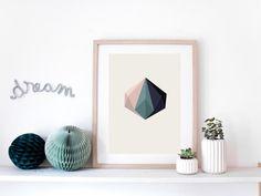 Image of ORIGAMI DIAMOND