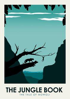 La Jungle livre Movie Poster, Art Print, impression de film, affiche de Film.  Cette pièce est inspirée par le livre de la Jungle.  Toutes les pièces sont imprimées sur papier dart heavyweight 220 gsm dans un beau fini mat.  Ces impressions peuvent être imprimées à nimporte quelle taille que vous voulez que chacun deux est imprimé à le pour ordre, donc si vous avez besoin dune taille différente, veuillez entrer en contact.  La couleur dans vos impressions est susceptible de varier légèrement…