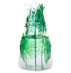Boom Bloom Green | myVaz expandable flower vases do everything a glass vase does except collect dust, chip or break. Available in a variety of designs, myvaz expandable vases are durable and stable enough to hold a flower bouquet. These decorative vases expand with water and are ideal for events, weddings, and any table top. myvaz plastic vases are collapsible and economical, making it easy to keep a variety of colors and patterns tucked away for any occasion. Expandables.ca