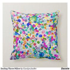 Mustard Yellow Decor, Colorful Throw Pillows, Colorful Abstract Art, Designer Throw Pillows, Diy Face Mask, Custom Pillows, Gifts For Dad, Decorative Throw Pillows, Original Artwork