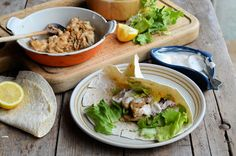 Healthy Happy Hearts: Low-Calorie Spicy Mexican Fish Wraps Recipe (300 calories)