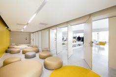 IDM médiathèque Le Bouscat mobilier de confort