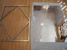 Here is a link to a Youtube video a customer shared with me. https://www.youtube.com/watch?v=YpdqJDtjwLo  Construction of a Mylar Mirror Following are instru