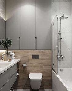 Contemporary bathrooms 356347389267754220 - contemporary bathroom design Source by Contemporary Bathroom Designs, Modern Bathroom Design, Bathroom Interior Design, Bathroom Styling, Bad Inspiration, Bathroom Inspiration, Wc Design, Bad Styling, Small Toilet