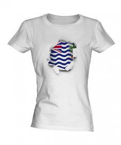 Waist Length Cotton Short Sleeve No Tops & Shirts for Women British Indian Ocean Territory, Cotton Shorts, Mens Tops, Shirts, Shopping, Women, Fashion, Moda, Women's
