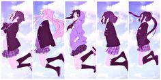 /K-ON!/#517062 - Zerochan | K-On! | Kakifly | Kyoto Animation / Hirasawa Yui, Tainaka Ritsu, Akiyama Mio, Kotobuki Tsumugi, and Nakano Azusa