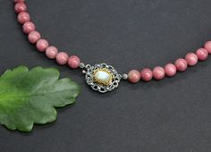 Anna, Beaded Bracelets, Jewelry, Fashion, Necklaces, Rhinestones, Neck Chain, Silver, Handarbeit