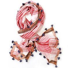Roberta Roller Rabbit summer scarf #splendidsummer