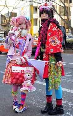 harajuku girls - Google Search