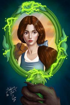 Belle by E-mi-ko.deviantart.com on @DeviantArt