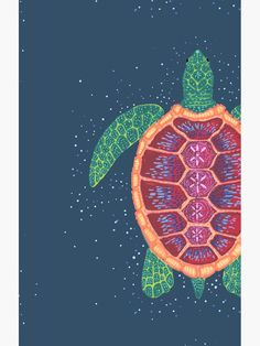 Cute Wallpapers Discover Sea Turtle iPhone Case by Daniel Watts Cute Wallpaper Backgrounds, Aesthetic Iphone Wallpaper, Cute Wallpapers, Blog Backgrounds, Sea Turtle Wallpaper, Sea Turtle Art, Sea Turtle Painting, Aquarell Tattoos, Pattern Wallpaper