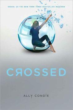 Crossed-Ally Condie