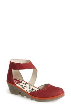 Fly London 'Piat' Low Pump | Nordstrom Sensible Shoes, Fly London Shoes, Sore Feet, Hot Shoes, Trendy Shoes, Pumps, Heels, Comfortable Shoes, Soft Leather