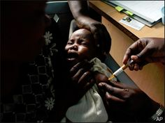 New vaccine offers hope in Africa's malaria battle