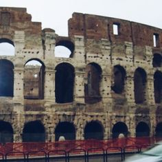 The Colosseum in Rome 2008