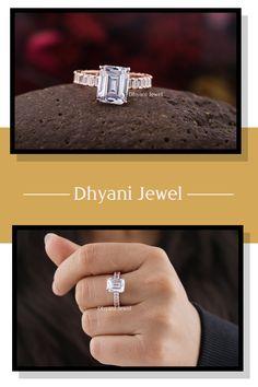 Moissanite Engagement Ring, 3CT Emerald Shaped Ring, Emerald Ring For Her, Engagement Gift, Rose Gold Promise Ring, Custom Rings For Women #moissaniteengagementring #14kgold #ringspiration #newyork #bandlife #ringcase #stackablerings #handmaderings #dimonds #ringlover #moissanitevsdiamond #moissaniteloosestone #customjeweler #ringlover #diamondengagementring #engagementrings #diamondring #moissaniteringset #finejewellery #engagementring #bands #ringoftheday #moissanite #moissanitefactory