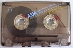 cassette tape AXIA PS-Is