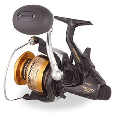Shimano Baitrunner DBrand NewThe Shimano Baitrunner D series incorporates enough power to take on the biggest of fish. It features an body and rotor, one piece bail along with a cold forged Aluminium spool and gear. The reel also has a waterproof drag, s Fishing Tackle, Fishing Tips, Fly Fishing, Fishing Stuff, Saltwater Reels, Saltwater Fishing, Pesca Spinning, Fishing Spinning Reels, Penn Reels