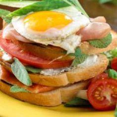 Frokost! Breakfast!