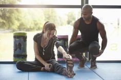 Hiring a personal trainer can get you big #weightloss #fitness results! Here is what you need to know to pick the trainer that's right for you!