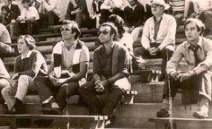 Carlos Valetta far left, and Marcello Perez on the right
