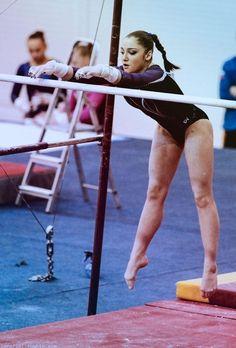 Aliya Mustafina - Just look at that toe point. Gymnastics Posters, Gymnastics Pictures, Sport Gymnastics, Artistic Gymnastics, Olympic Gymnastics, Rhythmic Gymnastics, Women's Gymnastics, Aliya Mustafina, Gymnastics Flexibility