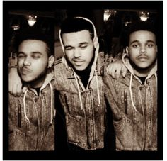 The weeknd I think im in love!