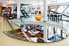 """Flats 130 at Constitution Square,"" Washington, D.C. (5 of 5). Winner of the 2012 Silver BALA for Development 5 Stories & Over, For Rent. Architect/Designer: Sami Kokdil. Builder: Clark Construction Group, LLC. Interior Design: SK+I. Developer: Stonebridge Carras."