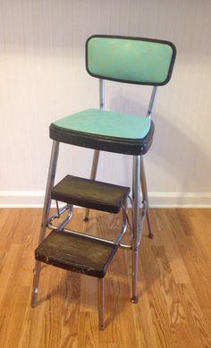 Astounding 155 Best Very Vtg Kitchen Stools Images Kitchen Stools Uwap Interior Chair Design Uwaporg