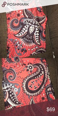 New Lularoe Leggings!! 🦄🦄🦄🦄🦄 super hard to find print! Make me an offer!! LuLaRoe Pants Leggings