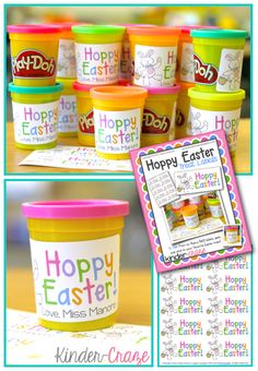 Free easter treat labels easter easter treat labels student giftsstudent negle Gallery