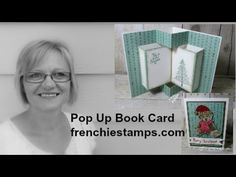 Stamp & Scrap with Frenchie: Video Pop Up Book   Fancy Fold Blog Hop